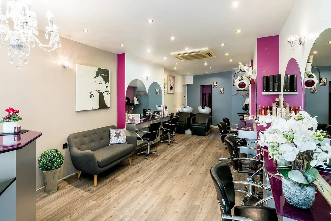 sandra coiffure coiffure a place