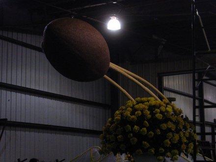 The Trojans' 2006 Rose Bowl float