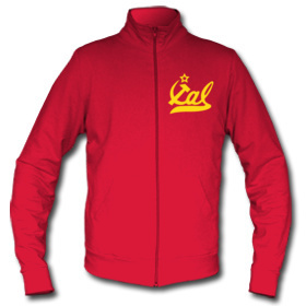 Golden Communists Fleece Jacket