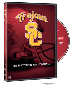 Trojan Football DVD