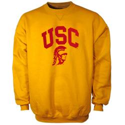 USC Gold Logo Sweatshirt