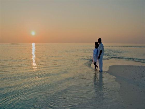 Kuredu Island Resort  Spa Maldives Indian Ocean Wedding  Tropical Sky