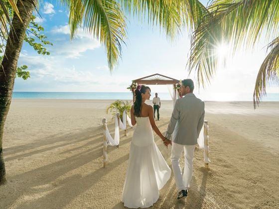 Beach Wedding Jamaica Packages