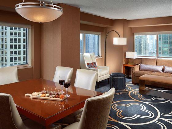 Omni Chicago Hotel Illinois  American Sky