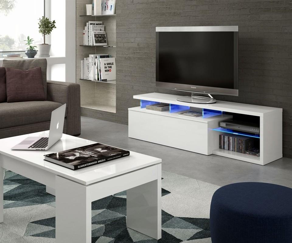 Comprar mueble para TV con ledsMuebles para TV baratos en Tuconet