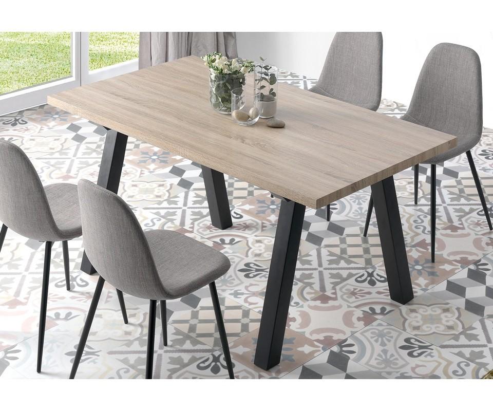 Comprar Mesa de comedor de madera Nugat  Precio mesas