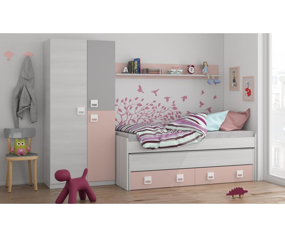 Comprar cama compacta barataPrecio camas en muebles Tuconet