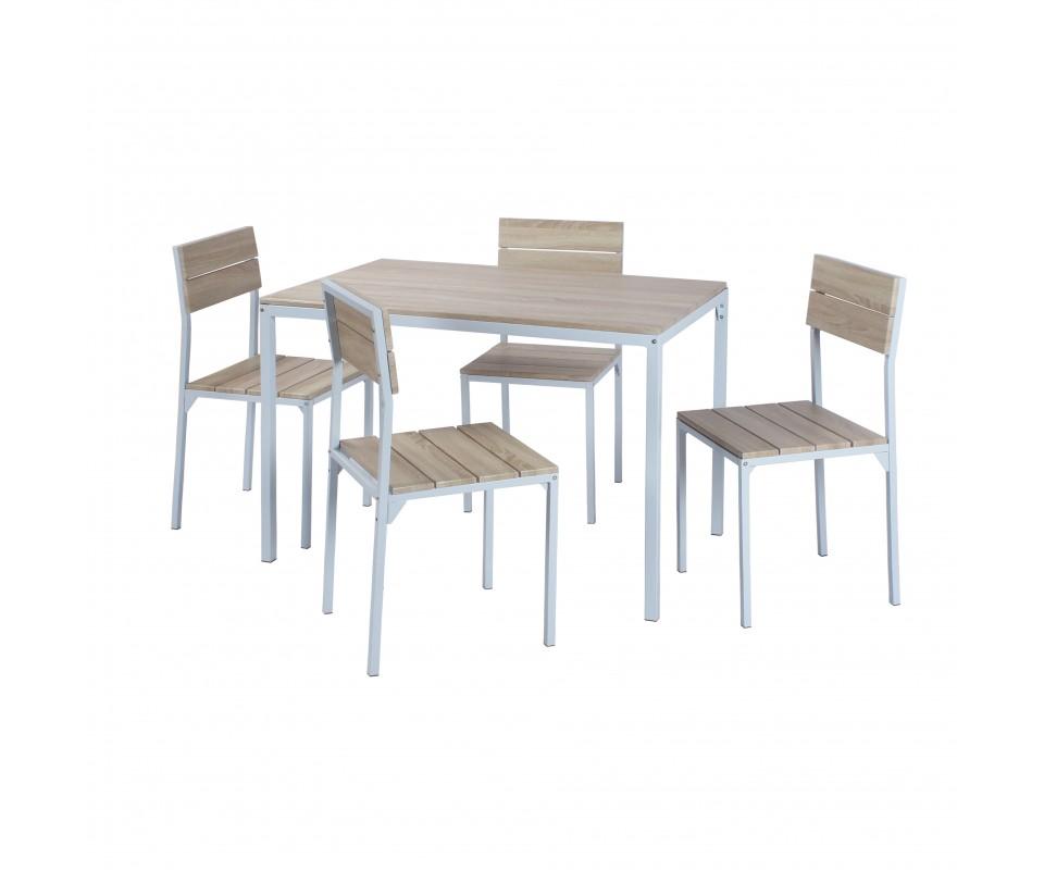 Mesas y sillas de comedor baratas ideas de interiores - Sillas para comedor baratas ...