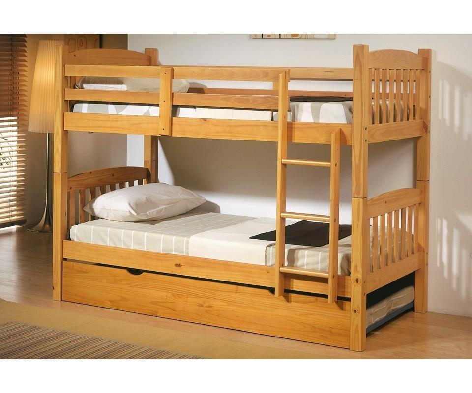 Comprar Litera de madera barata  Precio Literas muebles