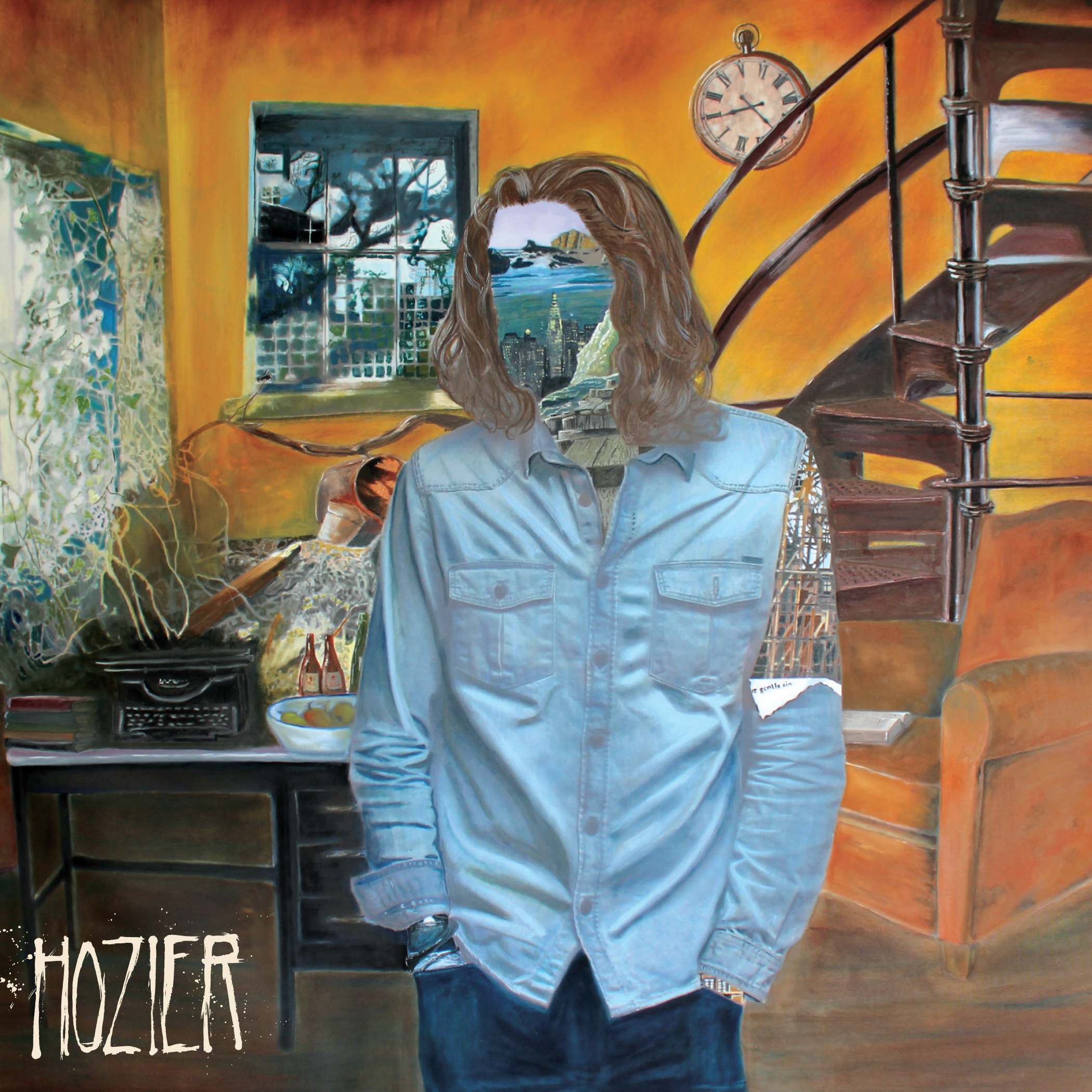 Image result for hozier album cover