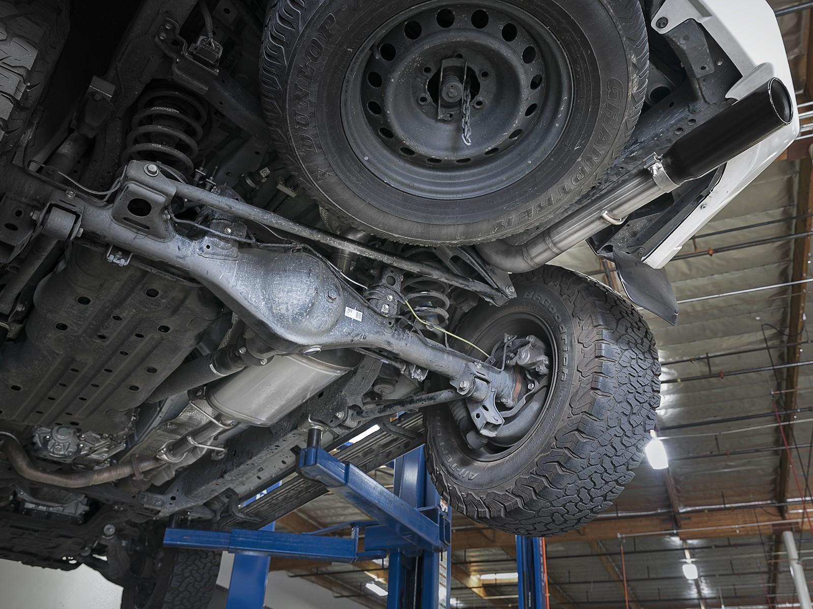 afe exhaust 2010 4runner 4 0l v6 black tip