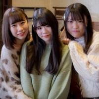 Three Forest Girlsさん(2020年1月26日撮影)