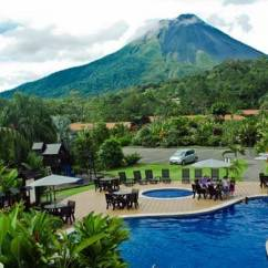 Affordable Rocking Chairs Wheelchair Names Arenal Volcano Hotels - Lodge & Springs In La Fortuna