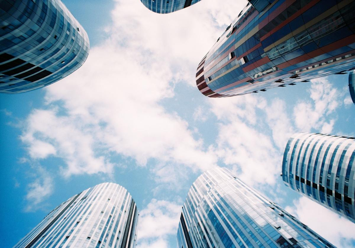 Il cielo azzurro di Pechino