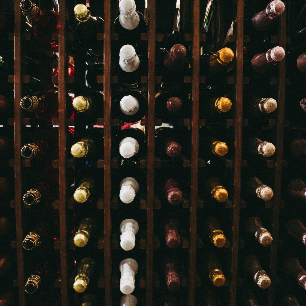 bottiglie di vino donne in cina