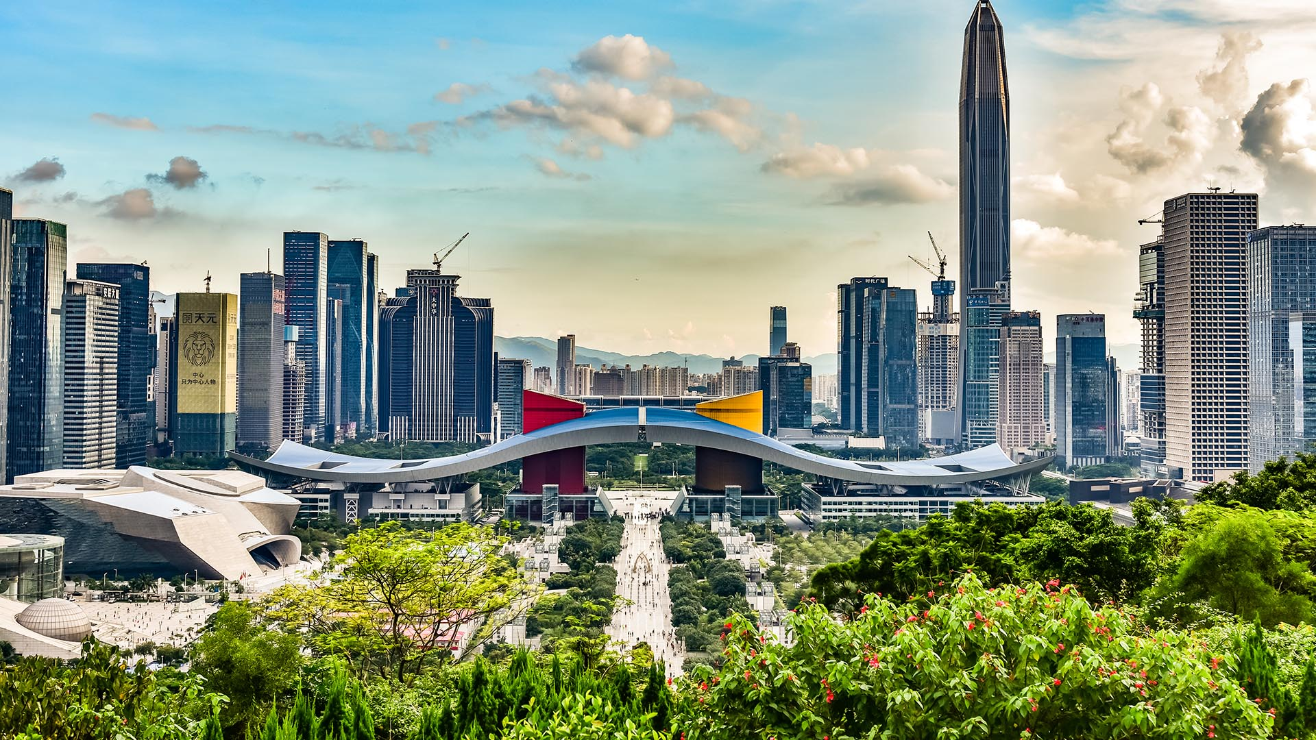 Sostenibilità a Shenzhen è la parola d'ordine