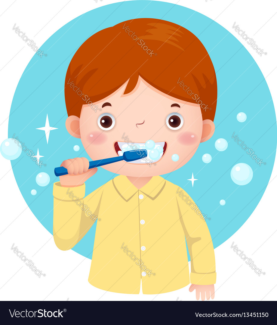 medium resolution of brush tooth clipart