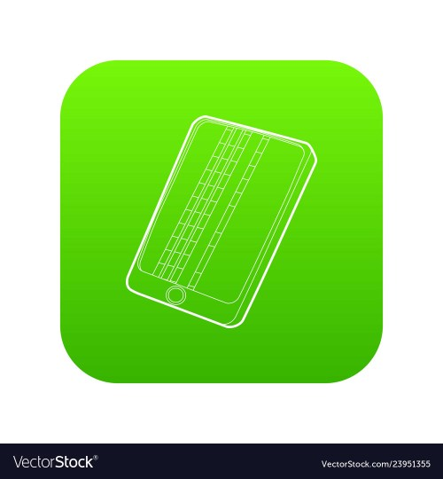 small resolution of gadget matrix screen deffect icon green royalty free vector pmp matrix diagram gadget matrix screen deffect