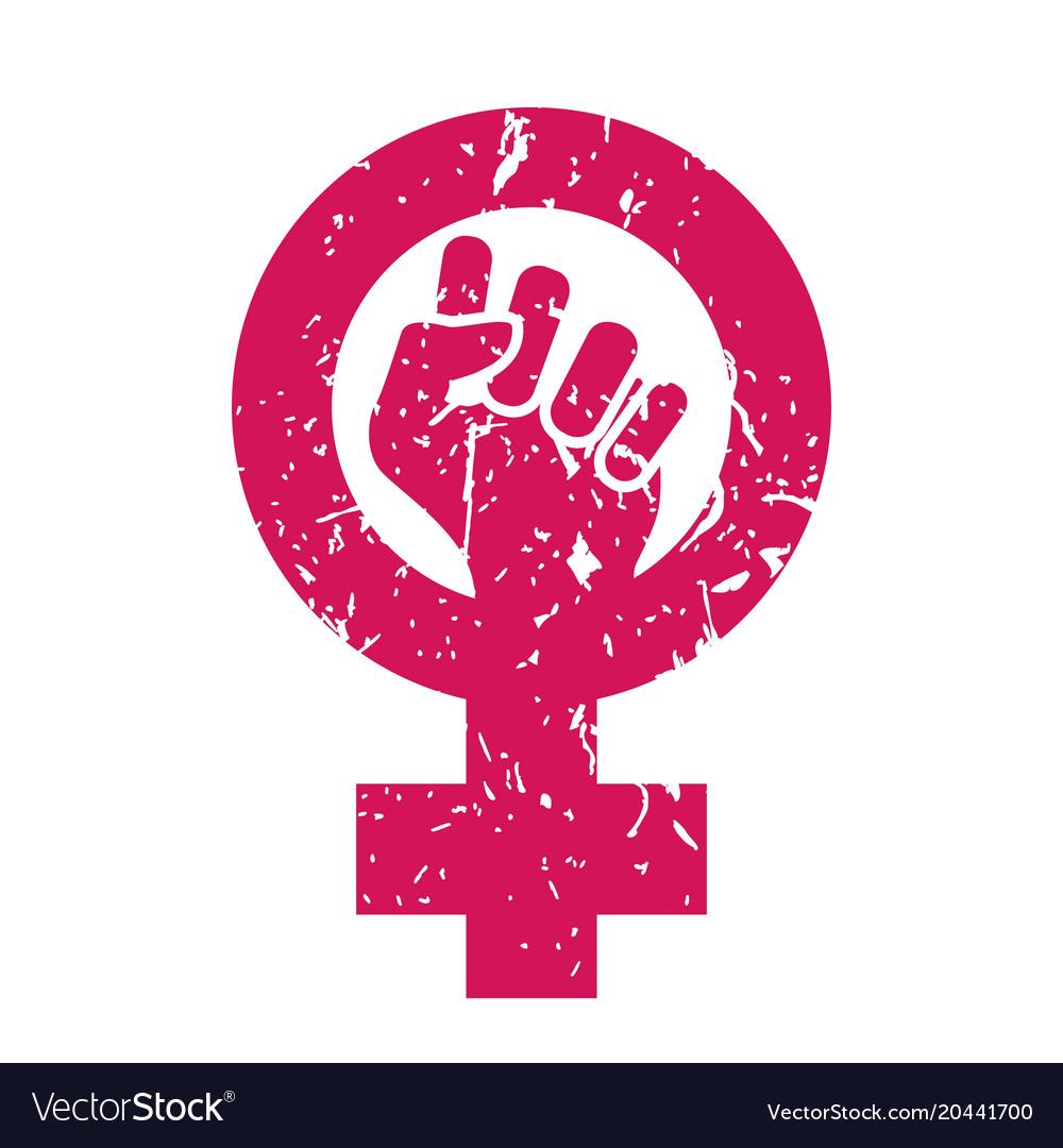 woman symbol feminism power