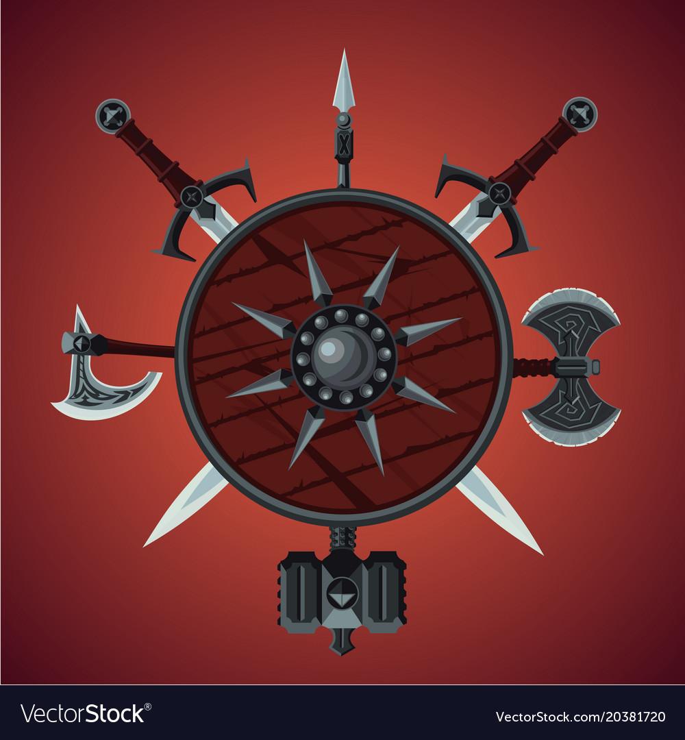 fantasy game background banner