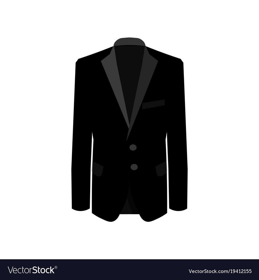 black man suit on