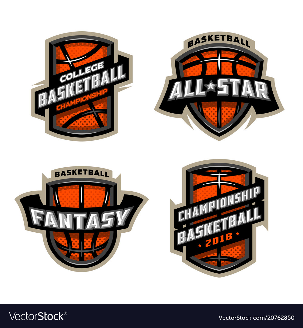 set of basketball sports