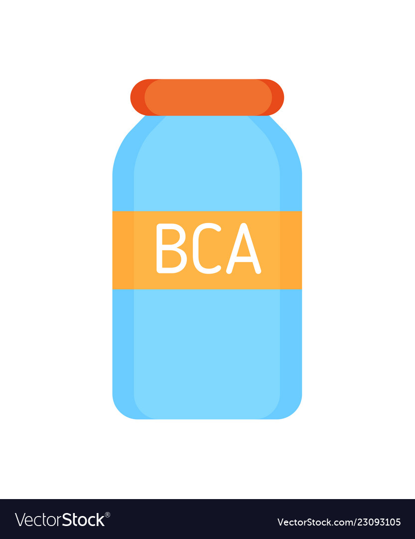 Logo Bca Vector : vector, Vitamins, Sportsmen, Royalty, Vector, Image