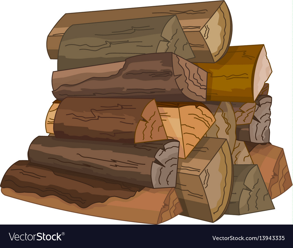 the logs of fire