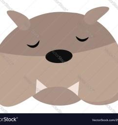 sleeping dog clipart [ 1000 x 853 Pixel ]