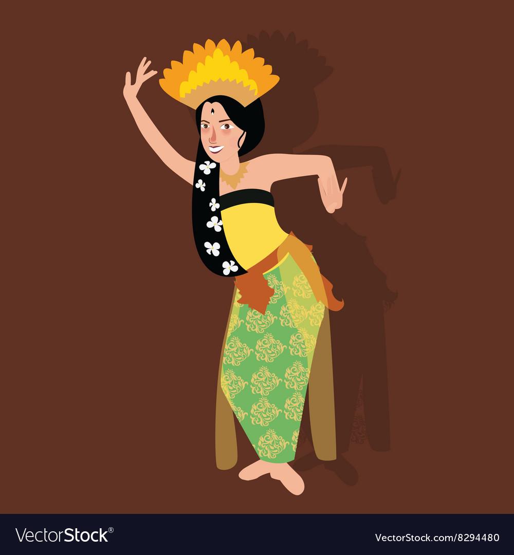 bali balinese dancer traditional
