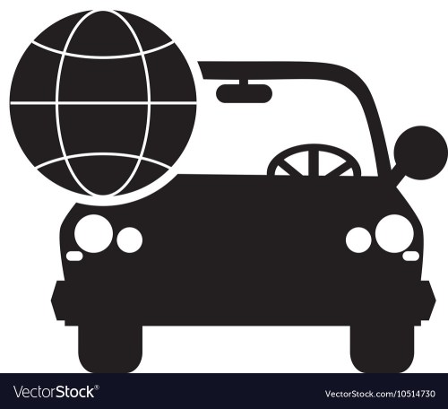small resolution of car and earth globe diagram icon royalty free vector image engineering diagram icon car and earth