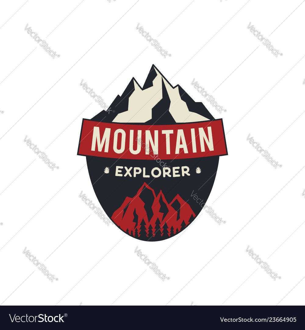 mountain explorer badge camping