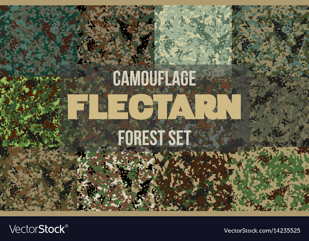 set of forest flectarn