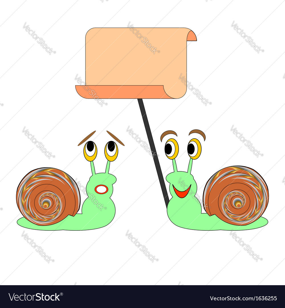 hight resolution of blank snail diagram