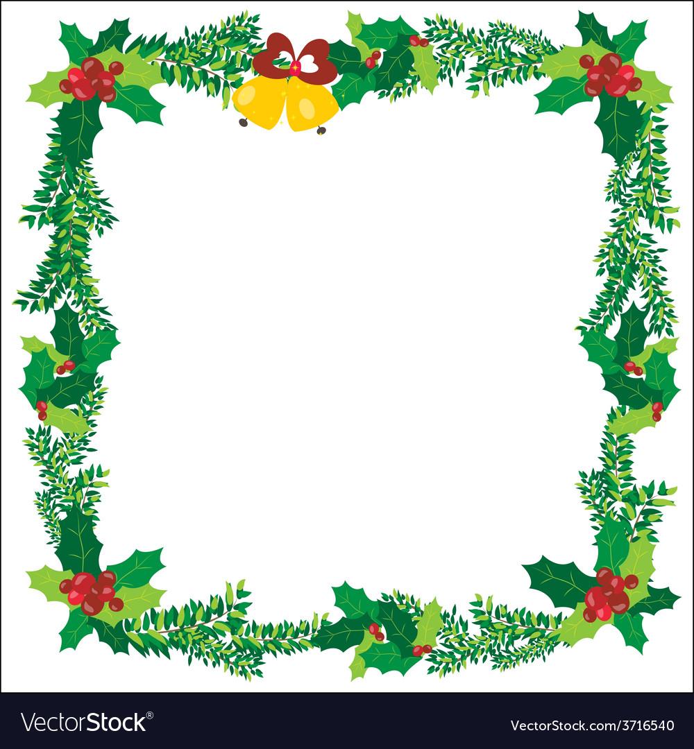Frame Christmas Ornaments