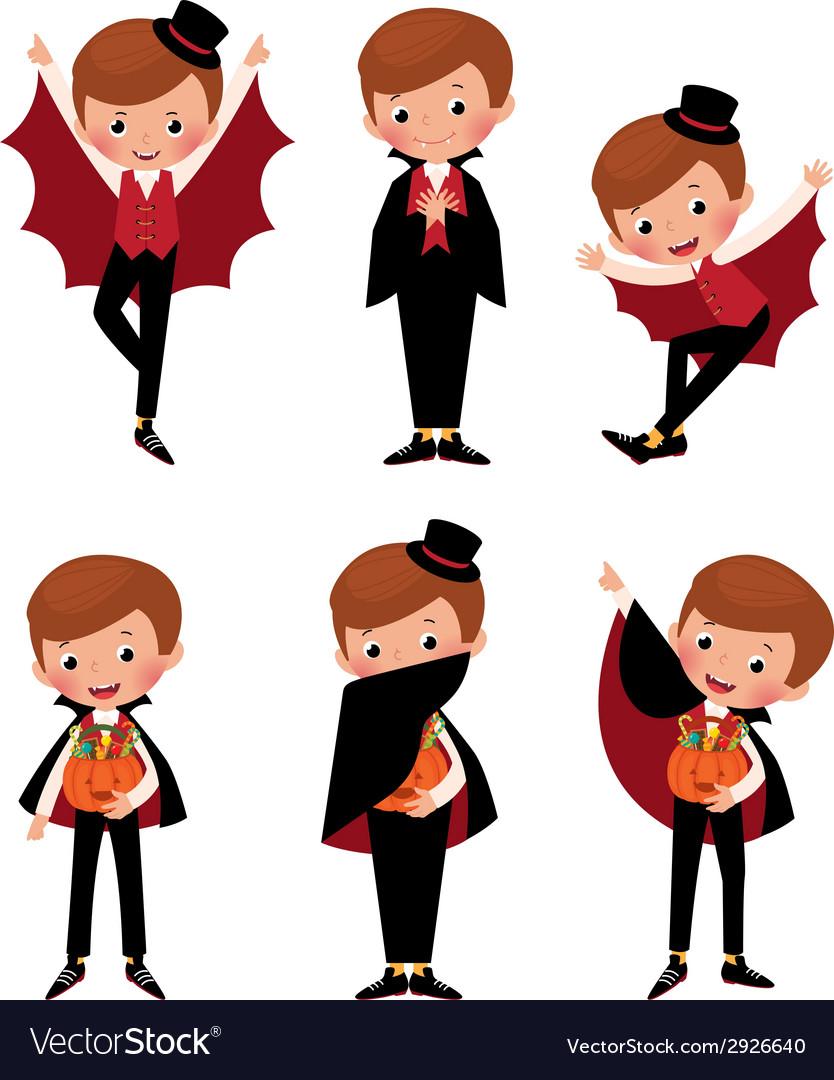 Vampire Pose : vampire, Halloween, Vampire, Various, Poses, Royalty, Vector