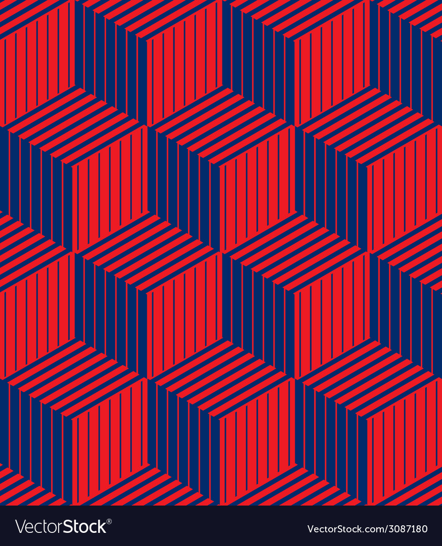 Pattern Boxes : pattern, boxes, Boxes, Geometric, Optical, Seamless, Pattern, Vector, Image