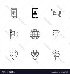 chat conversation mobiel connectivity vector image [ 1000 x 1080 Pixel ]