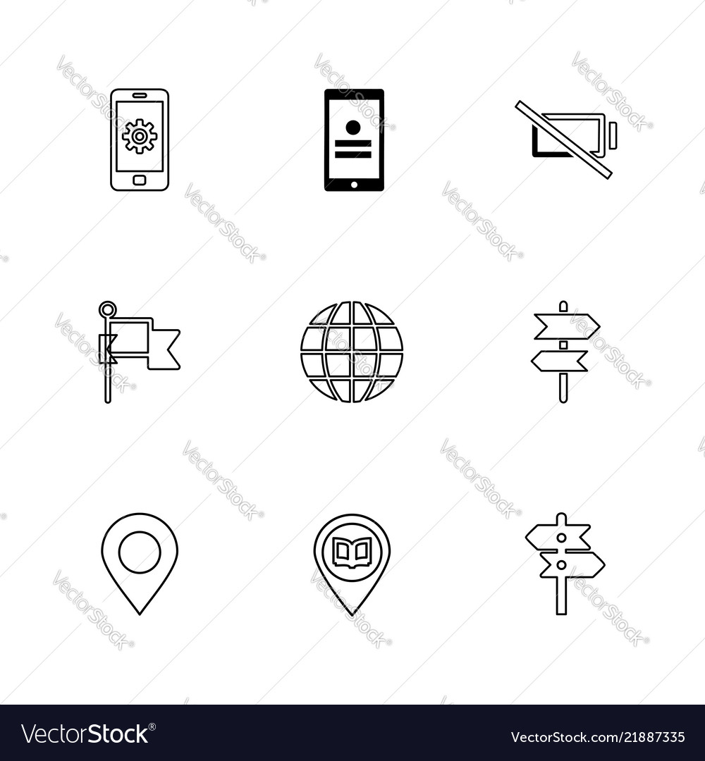 hight resolution of chat conversation mobiel connectivity vector image