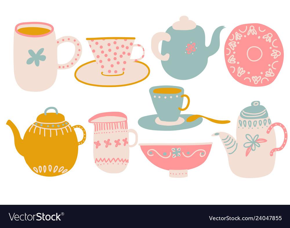 cute coffee or tea