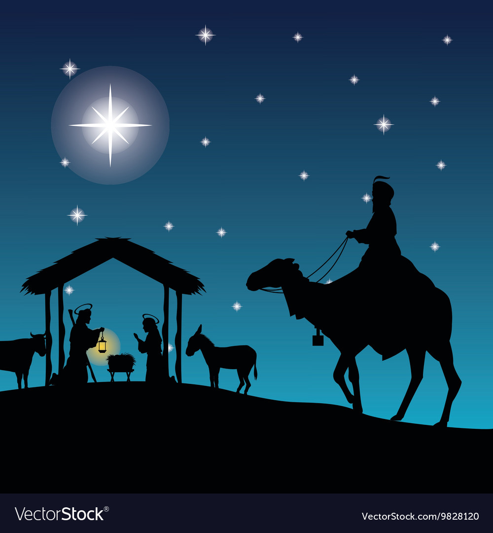 joseph maria and jesus
