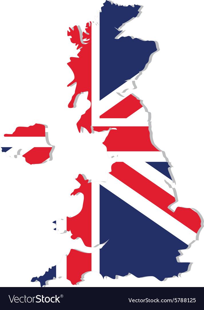 England Flag Vector : england, vector, Royalty, Vector, Image, VectorStock