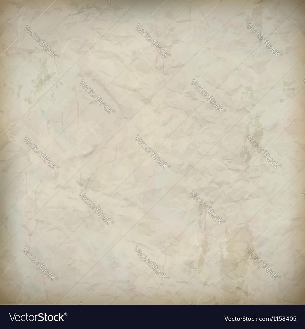 vintage crumpled old paper
