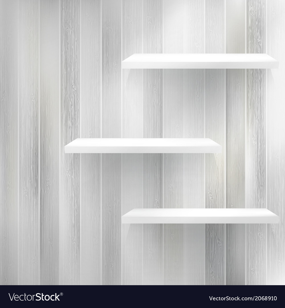 layers blank white wooden