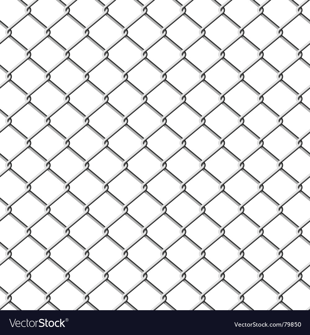 chain link fence seamless