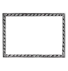 Simple Leaf Border Vector Images over 3 900
