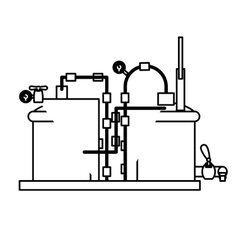 Brewing & Process Vector Images (over 340)