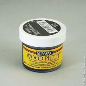 Does Minwax Wood Putty Harden