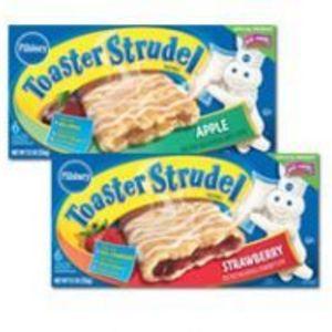 pillsbury toaster strudel reviews