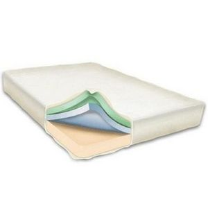 Spa Sensations 8 Memory Foam Mattress